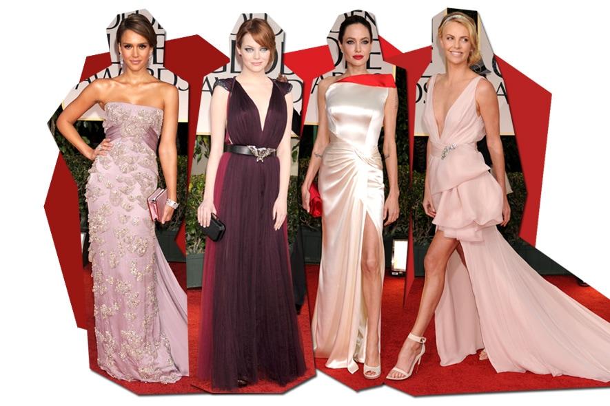 Golden Globes 2012: il meglio del red carpet