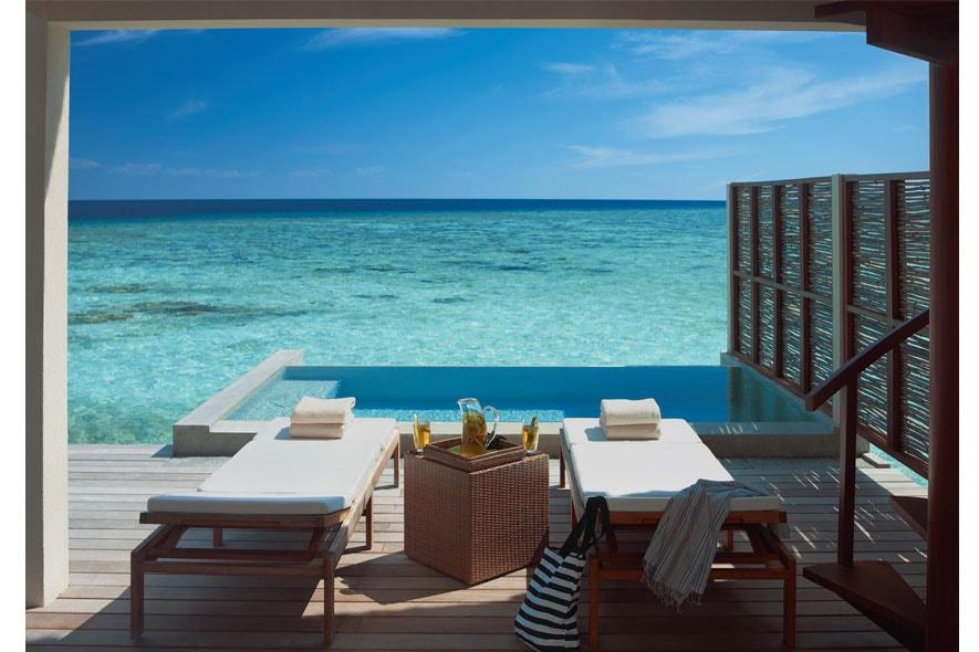 Capelli più belli? Destinazione Maldive