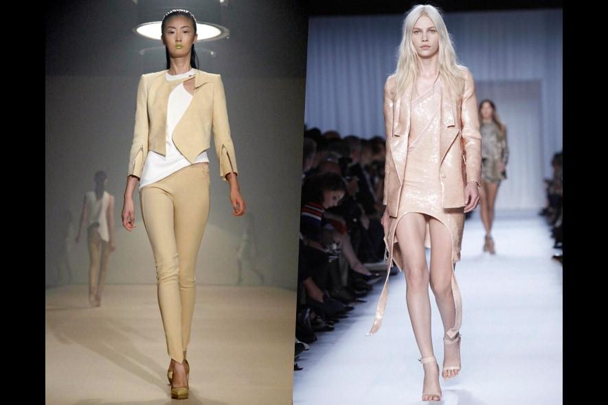 "Anteprima Moda P/E 2012: ""Nude"" Curvilineo"