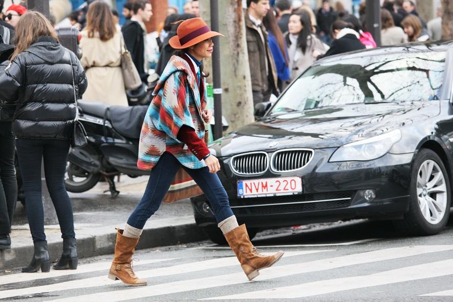Parigi Uomo Street Style: 21 gennaio