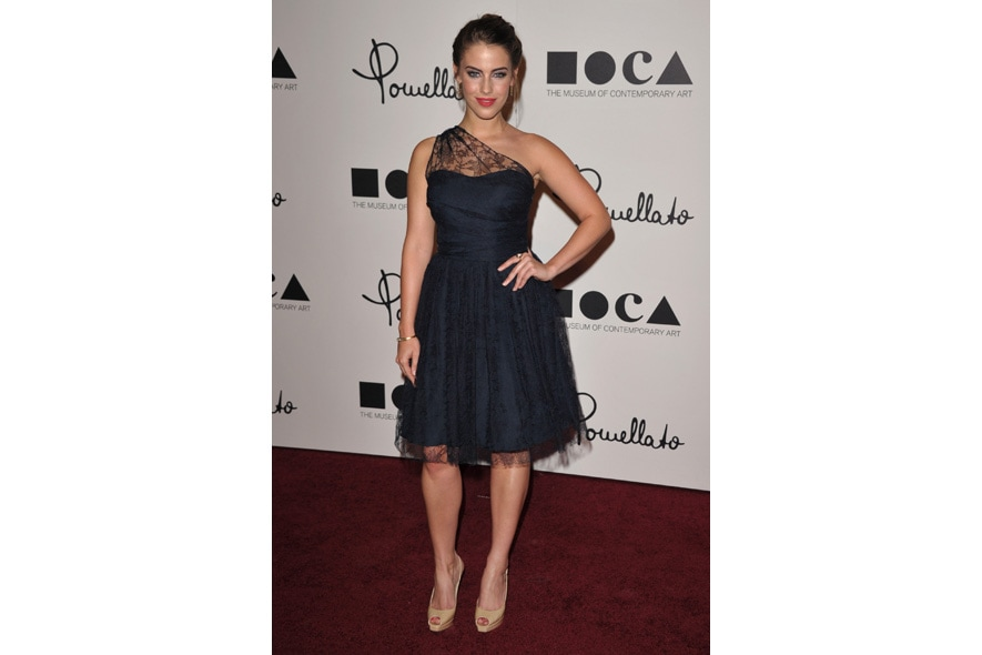 24 Opening Event of Pomellato Boutique in Rodeo Drive Actress Jessica Lowndes