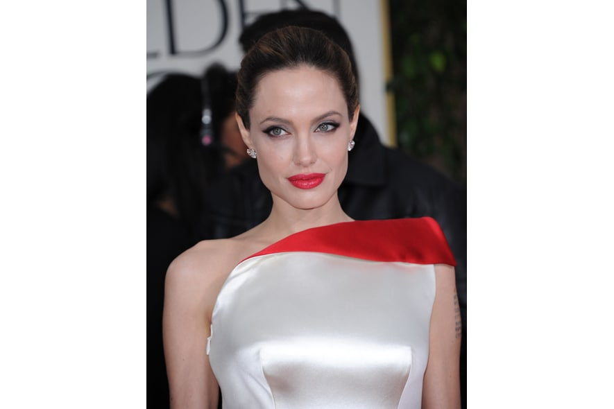 Angelina Jolie Golden Globe