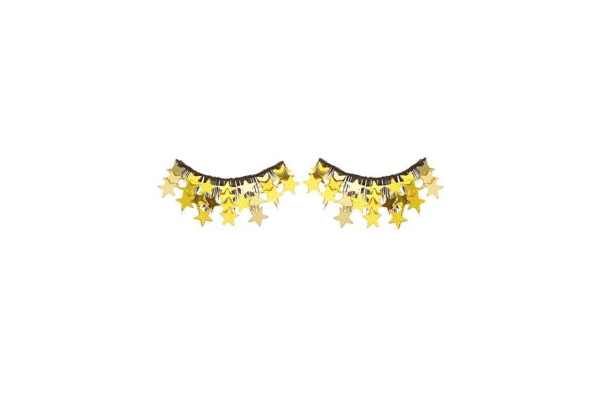 Asos Shimmer Twins Gold Star