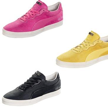 Colori pop per la sneakers di Alexander McQueen Puma