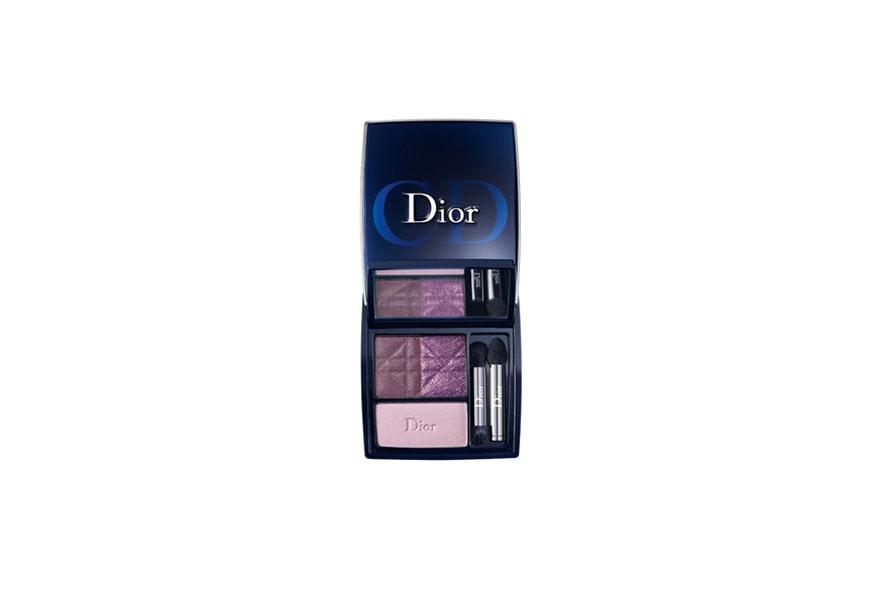 Dior 3 Colour Smoky Violet