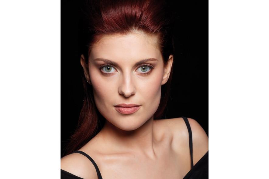 Emilie, il volto nuovo di Make Up For Ever