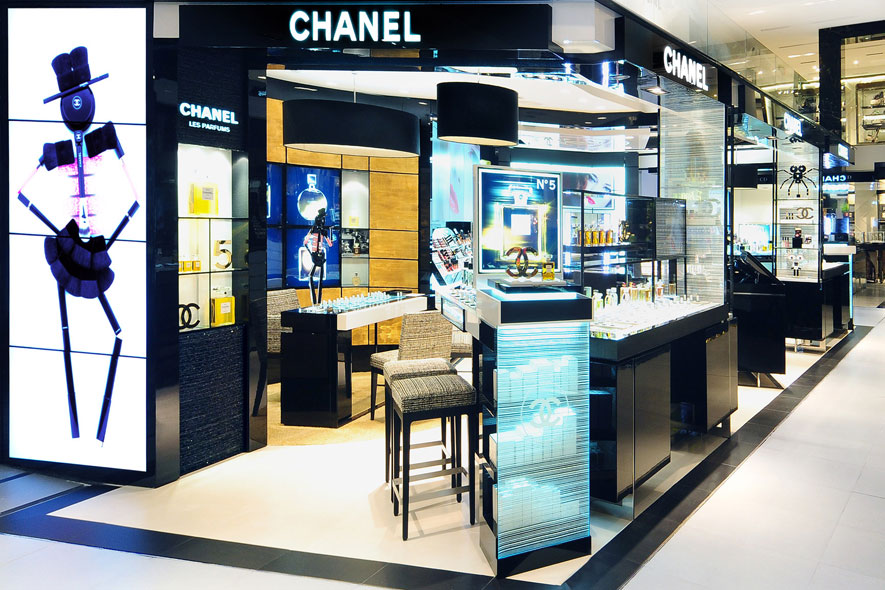 Espace Parfums Chanel
