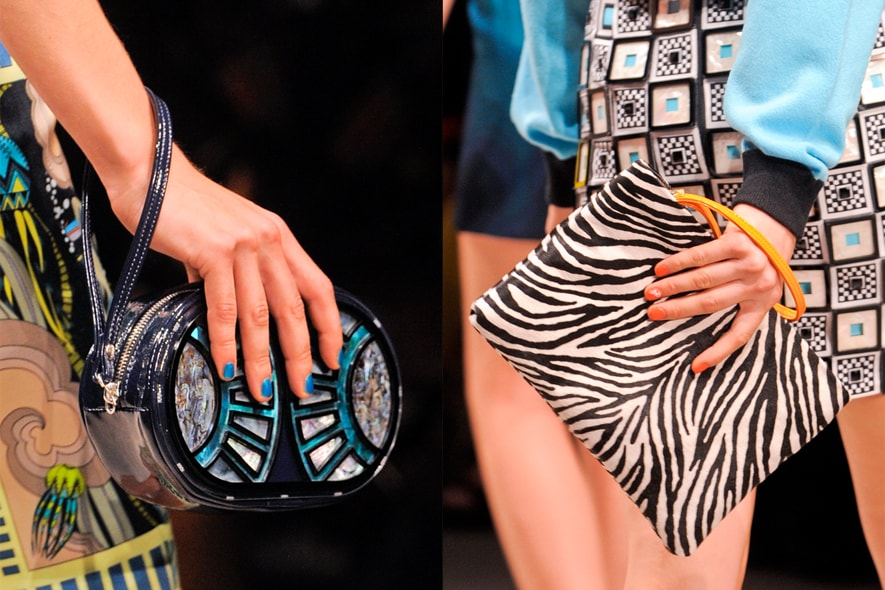 Holly Fulton Spring/Summer 2012