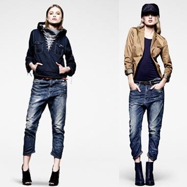 Il jeans perfetto è di G-Star