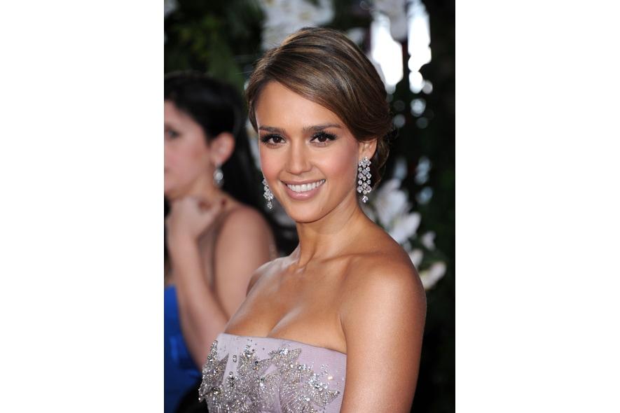 Jessica Alba Golden Globe