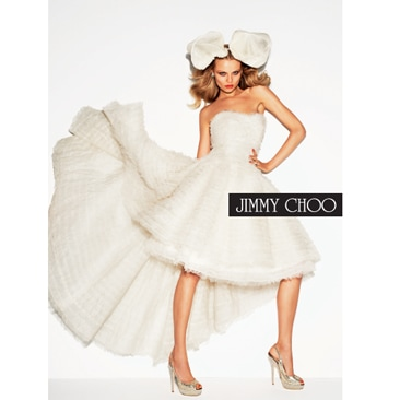 Jimmy Choo presenta la sua nuova linea di shoes Bridal