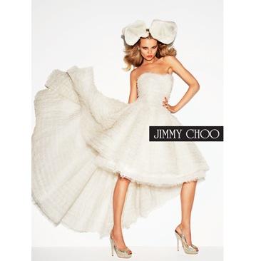 Jimmy Choo presenta la sua nuova linea di shoes Bridal