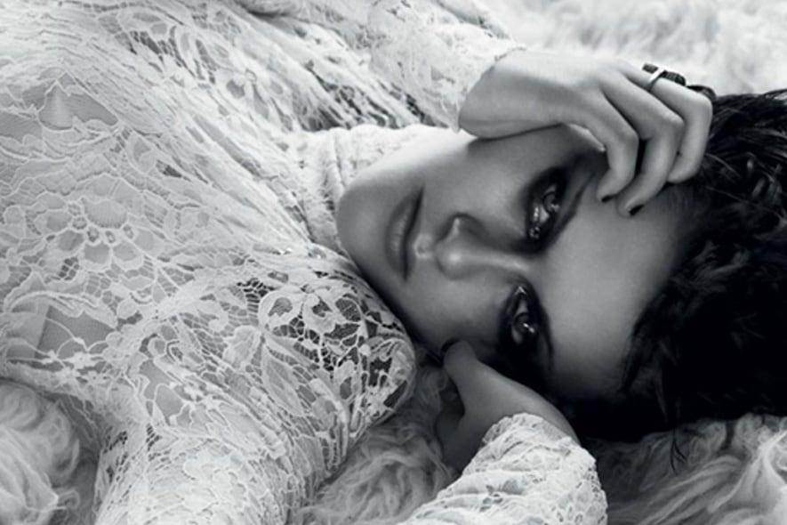 Kristen Stewart, testimonial 2012 per i profumi Balenciaga
