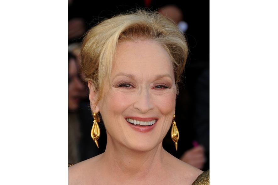 Meryl Streep Oscar 2012