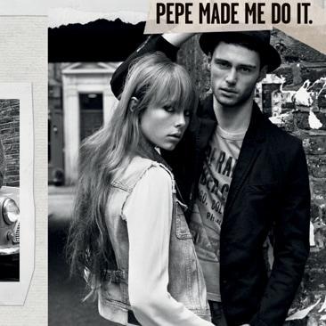 New faces e socialites per la campagna estiva di Pepe Jeans