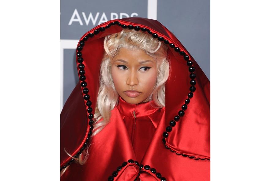 Nicki Minaj Grammy
