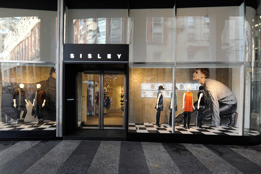 Sisley store Milan S. Babila 01
