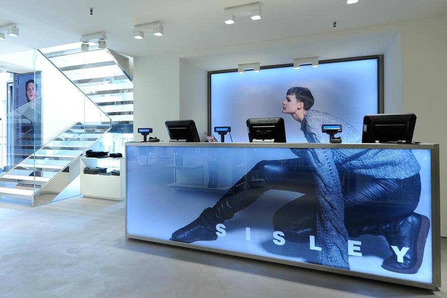 Sisley store Milan S. Babila 05