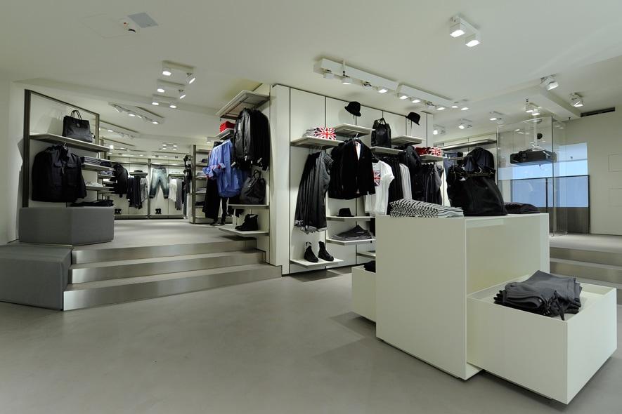 Sisley store Milan S. Babila 08