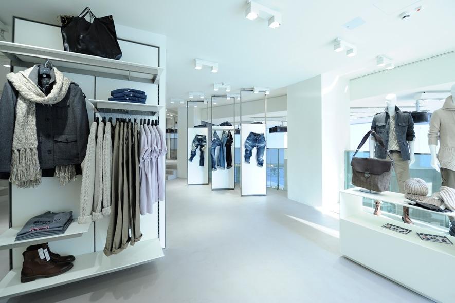 Sisley store Milan S. Babila 09