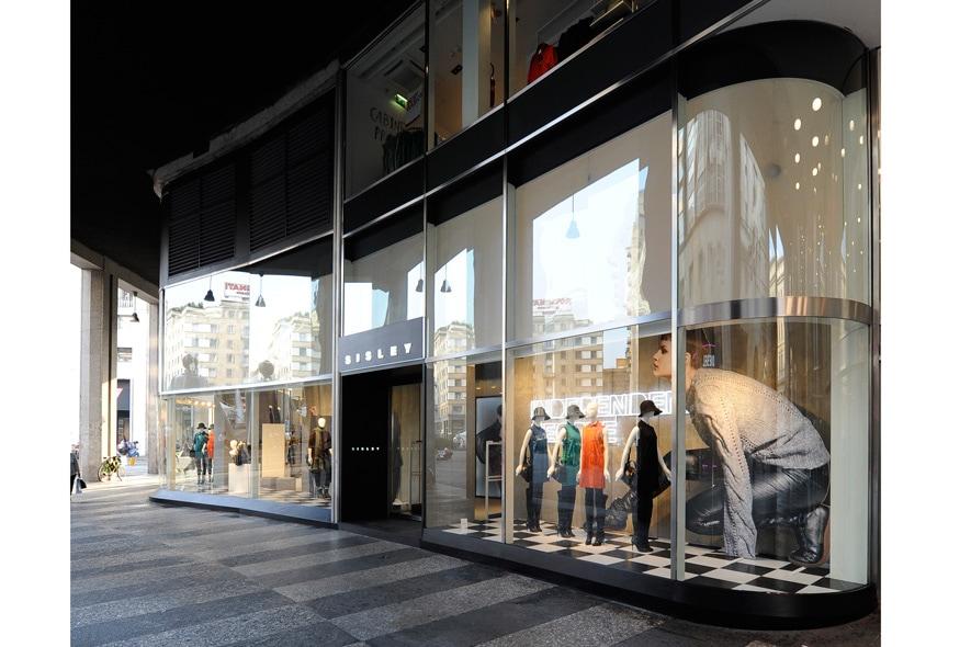 Sisley store Milan S