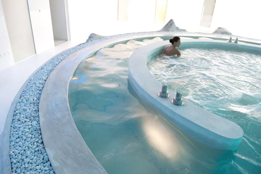 Vasca d'acqua dolce Exit Spa Experience