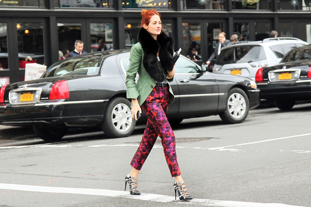 NEW YORK FASHION WEEK STREET STYLE 15 FEBBRAIO