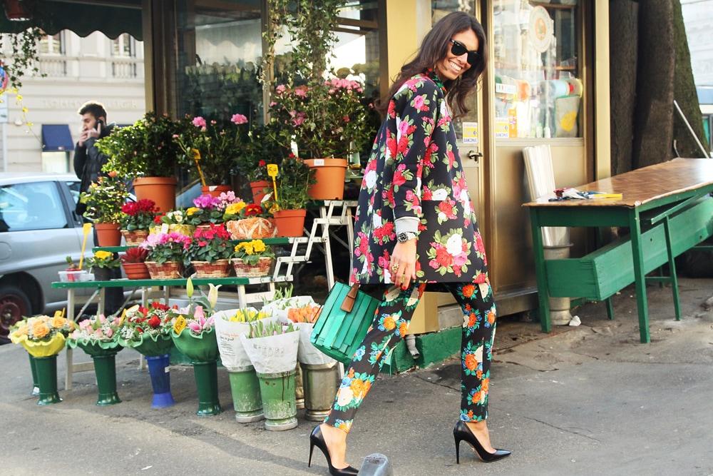 Milano FW Street Style: 22 febbraio