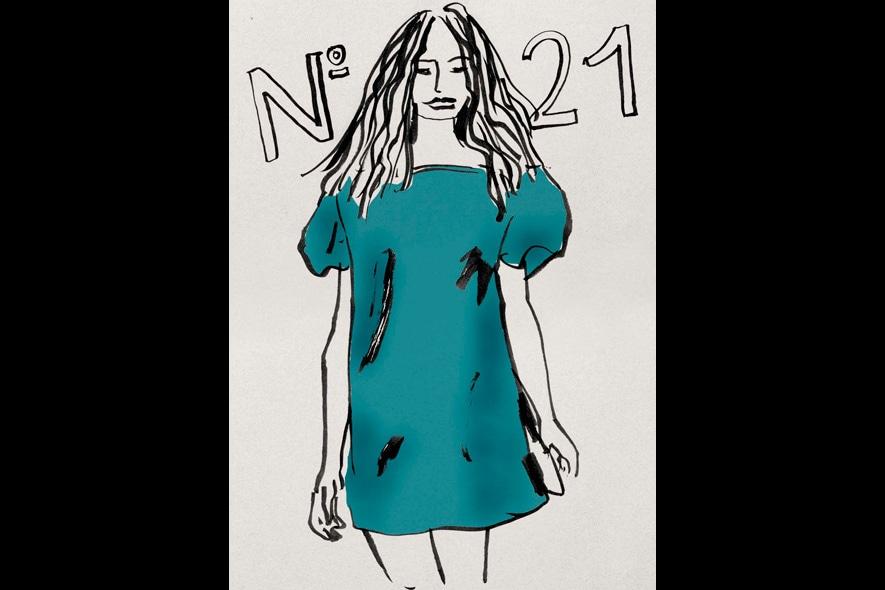 Milano Fashion Week illustrata