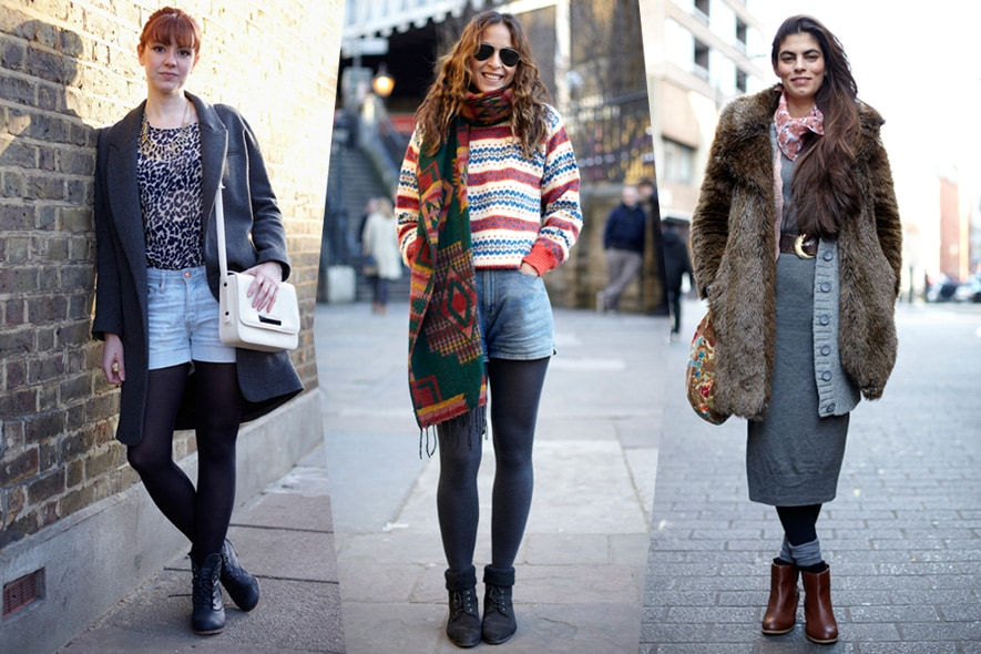 Street Style: look dall'inverno londinese