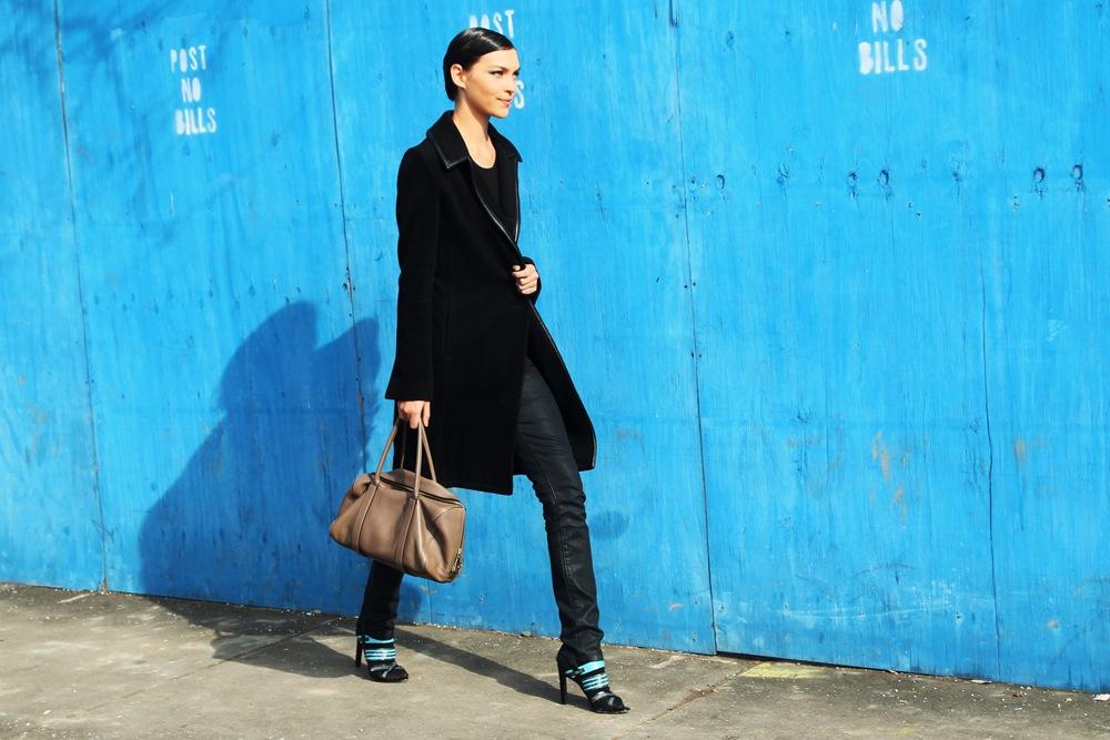 New York Fashion Week Street Style: 10 febbraio