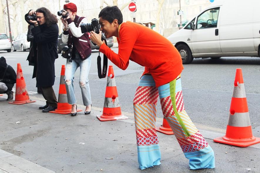 Paris FW Street Style: 29 febbraio