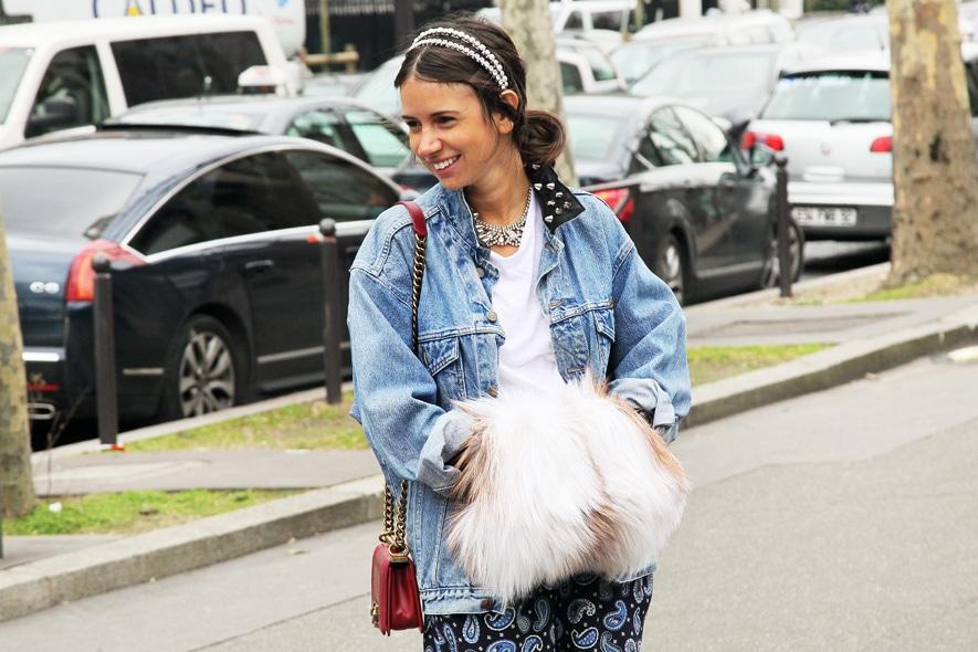 Paris Fashion Week: Street Style del 3 Marzo - Grazia.it