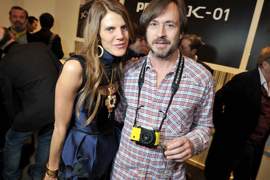 Bryan Bold & Anna dello Russo