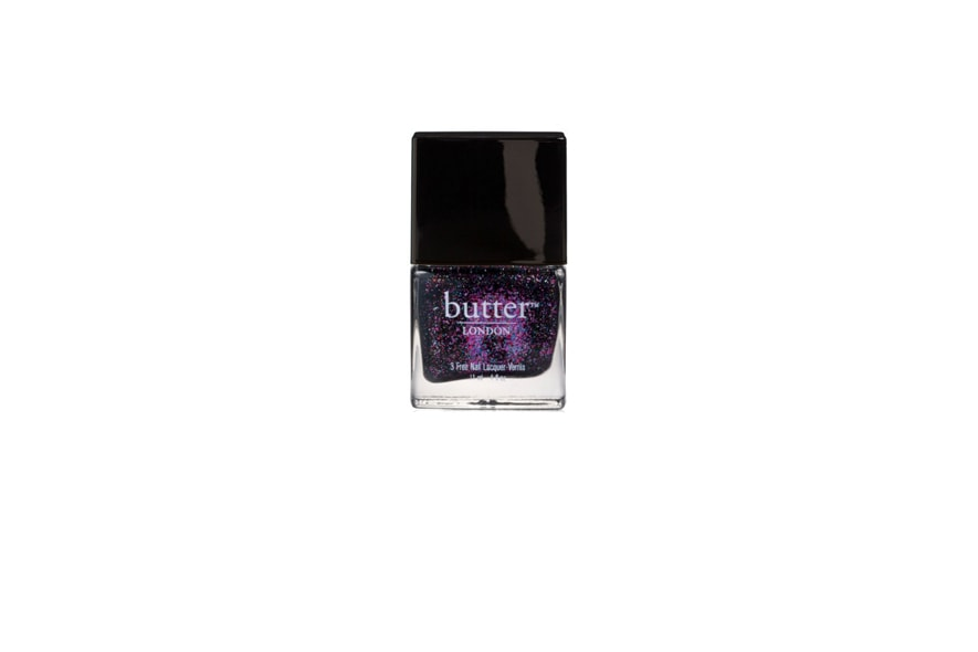 Butter London Black Knight Nail Polish