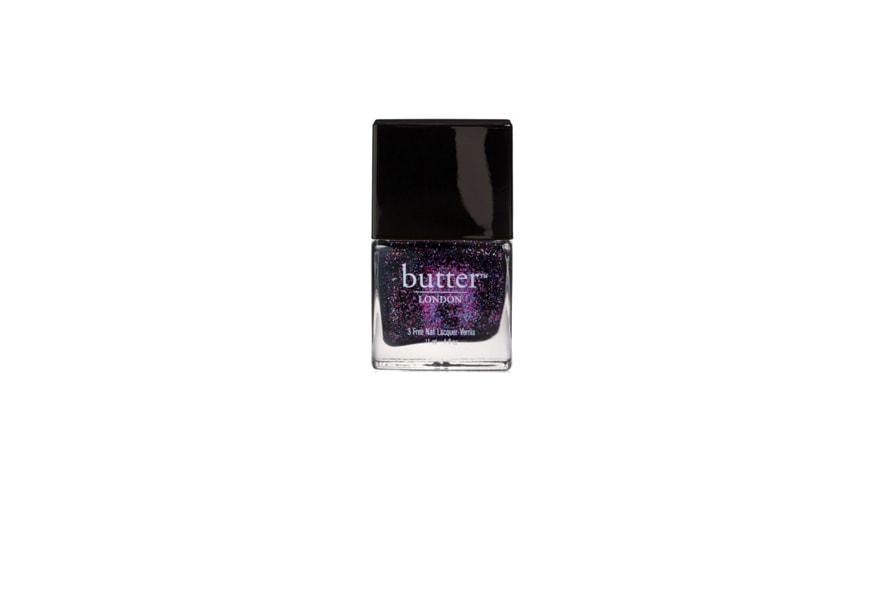 Butter London Black Knight Nail Polish