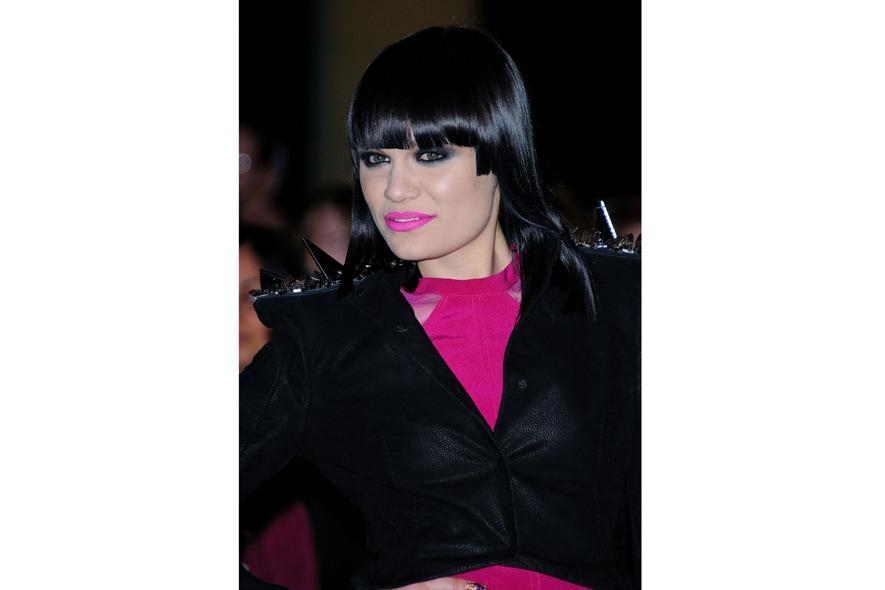 Con lo smoky eyes per Jessie J