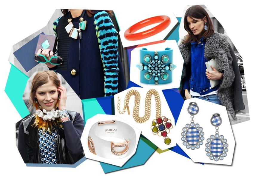 Bijoux e gioielli: nove trend dallo street-style