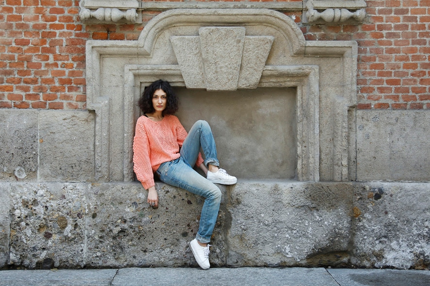 Denim Street Style by Diesel: Myguy e Giulia