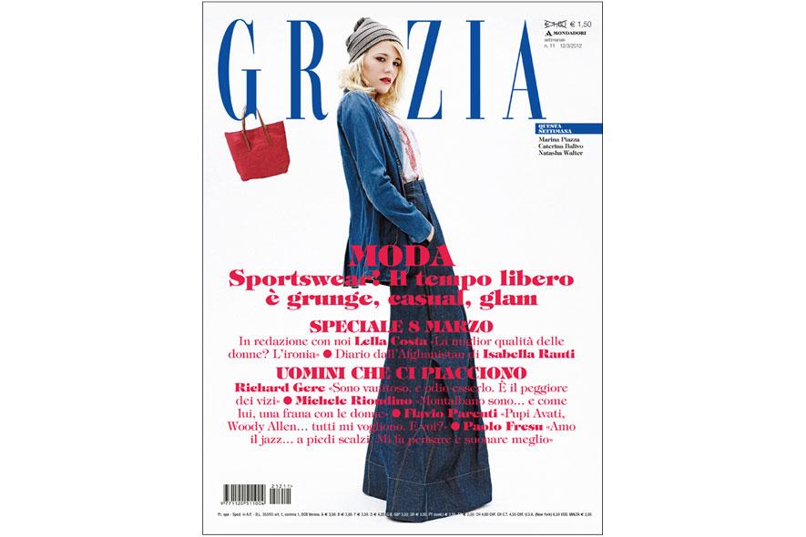 Grazia 11 2012