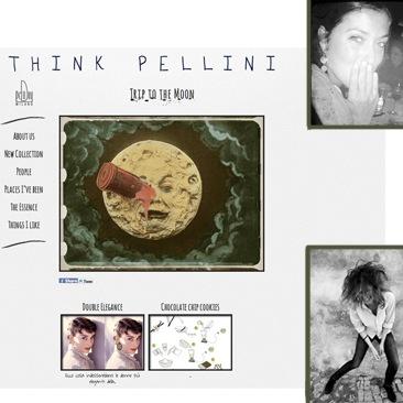 I bijoux itineranti di Think Pellini