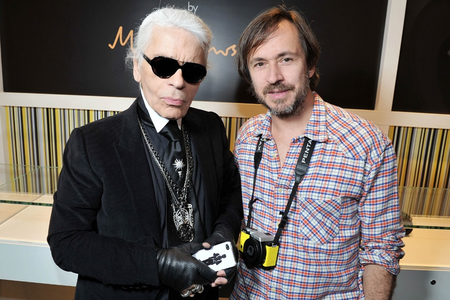 Karl Lagerfeld & Marc Newson