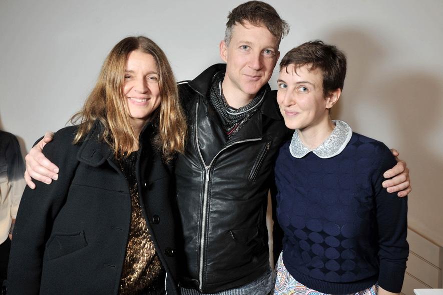 Karla Otto, Jefferson Hack & Sarah