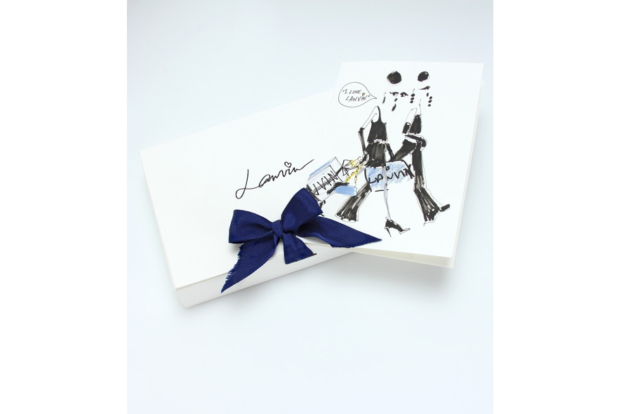 Lanvin card set image