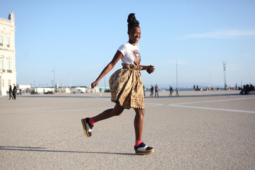 Street-style dalla Fashion Week di Lisbona