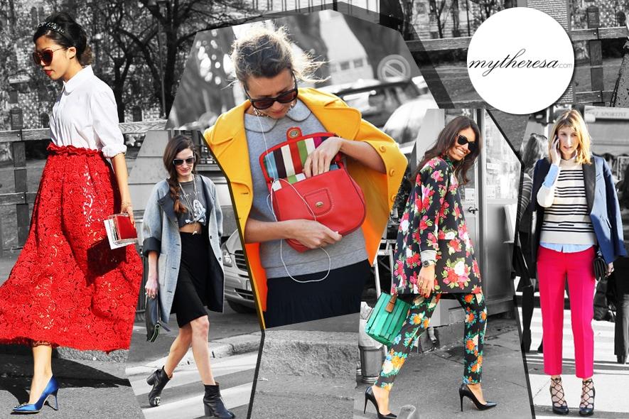 Get The Look della Milano Fashion Week con MyTheresa.com