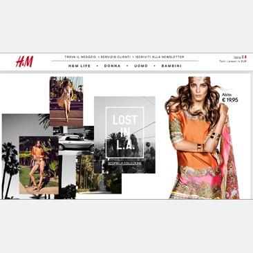 Nuovo luxury brand per H&M?