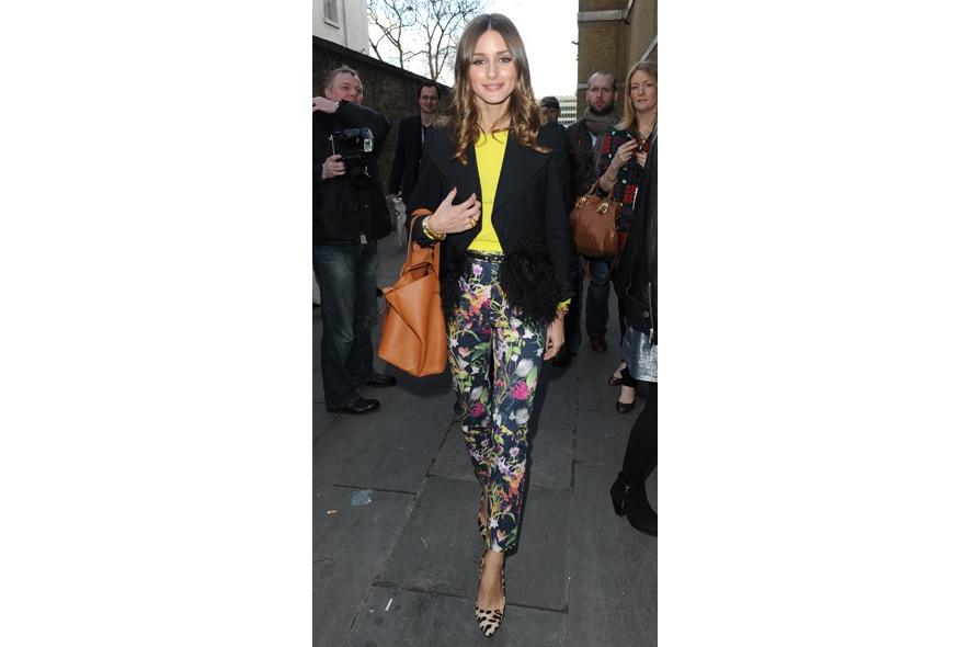 Olivia Palermo London Fashion Week EA Jacket[1]
