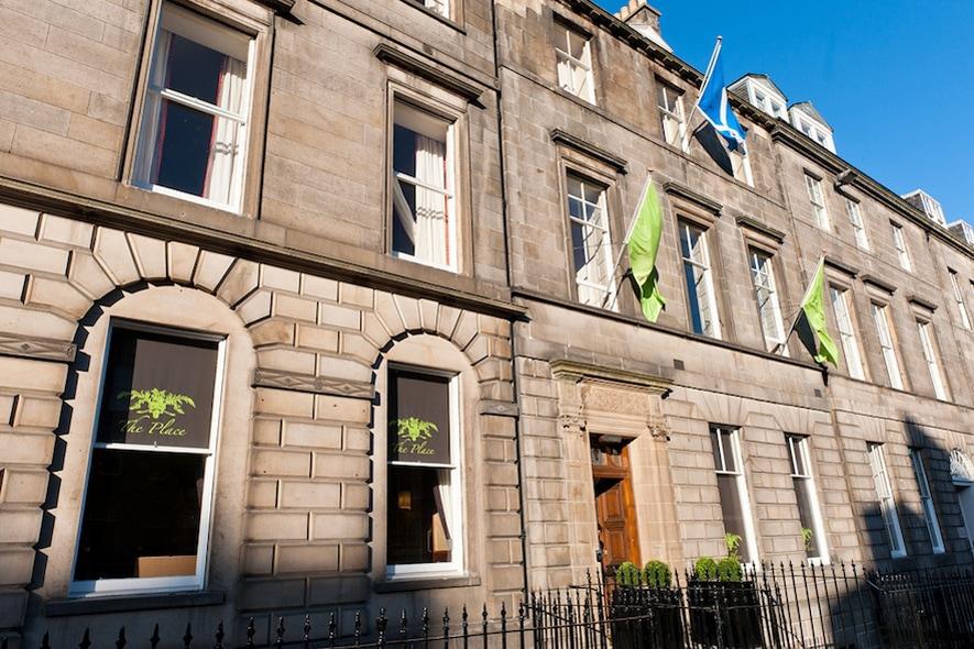 York Place facciata