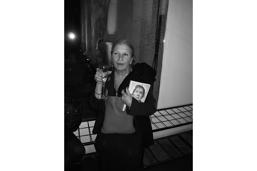 abramovic party Elvira Pirozzi Brois